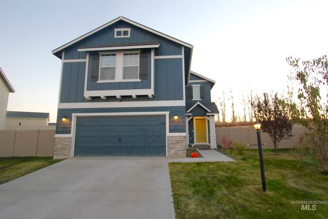 11473 W Meliadine River St, Nampa, ID 83686 (MLS #98785908) :: Shannon Metcalf Realty