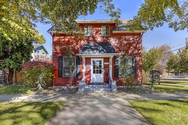1502 W Franklin Street, Boise, ID 83702 (MLS #98785919) :: Beasley Realty