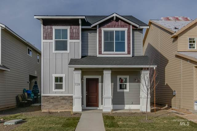 180 S Echo Canyon Ave, Meridian, ID 83642 (MLS #98786058) :: Beasley Realty
