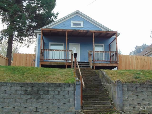 1622 7th Ave, Lewiston, ID 83501 (MLS #98786070) :: Beasley Realty