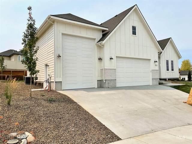3551 S Bear Claw Ave, Meridian, ID 83642 (MLS #98786113) :: Build Idaho
