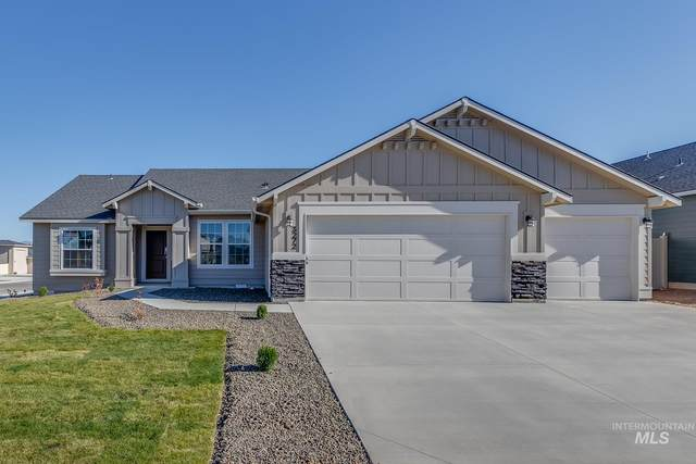 1337 W Brink St, Meridian, ID 83642 (MLS #98786139) :: Minegar Gamble Premier Real Estate Services