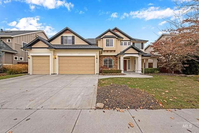 756 W Colbert St, Meridian, ID 83646 (MLS #98786294) :: Own Boise Real Estate