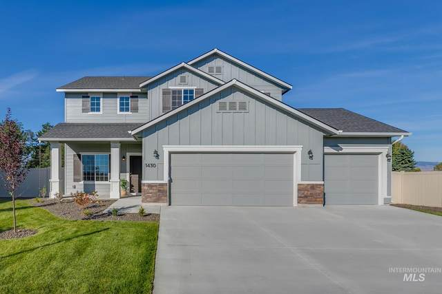 1430 S Brink Ct, Meridian, ID 83642 (MLS #98786313) :: Minegar Gamble Premier Real Estate Services