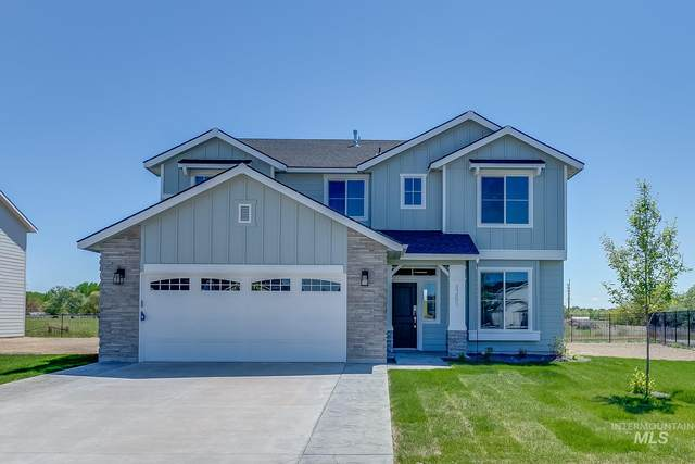 4417 W Everest St, Meridian, ID 83646 (MLS #98786328) :: Silvercreek Realty Group