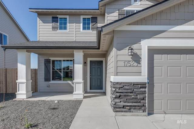 242 W Snowy Owl St, Kuna, ID 83634 (MLS #98786406) :: The Bean Team