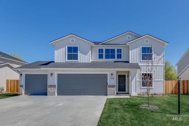 3295 W Early Light Dr, Meridian, ID 83642 (MLS #98786408) :: Own Boise Real Estate