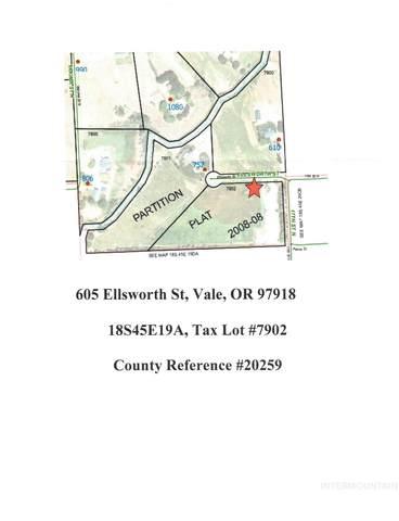 605 Ellsworth St, Vale, OR 97918 (MLS #98786439) :: Epic Realty