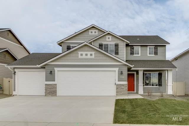 1227 W Brink St, Meridian, ID 83642 (MLS #98786444) :: Minegar Gamble Premier Real Estate Services