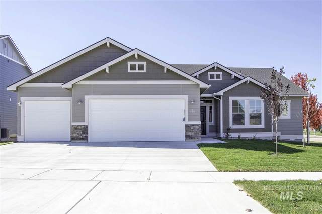 1964 W Wood Chip Dr, Meridian, ID 83642 (MLS #98786459) :: Own Boise Real Estate