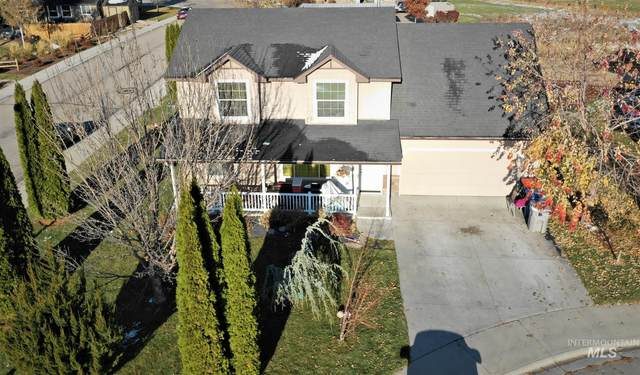 5770 S Kimmer Cove Way, Boise, ID 83709 (MLS #98786508) :: City of Trees Real Estate