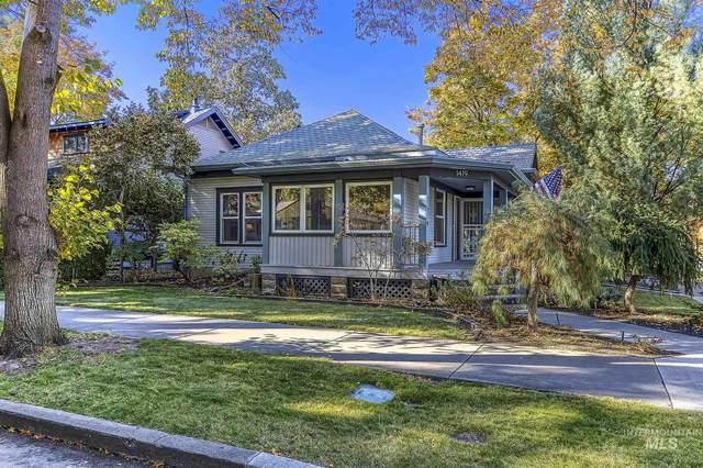 1419 N 22nd Street, Boise, ID 83702 (MLS #98786528) :: Beasley Realty
