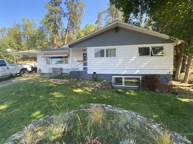 105 Adams Court, Orofino, ID 83544 (MLS #98786564) :: Juniper Realty Group