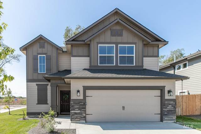 4889 W Grand Rapids Dr, Meridian, ID 83646 (MLS #98786593) :: Shannon Metcalf Realty