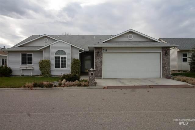 311 N Westminster, Nampa, ID 83651 (MLS #98786607) :: Build Idaho