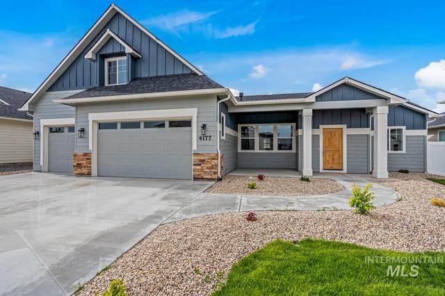 62 S Ravine Way, Nampa, ID 83687 (MLS #98786650) :: Navigate Real Estate