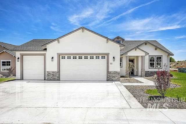 72 S Sorrel Ave, Nampa, ID 83687 (MLS #98786667) :: Navigate Real Estate