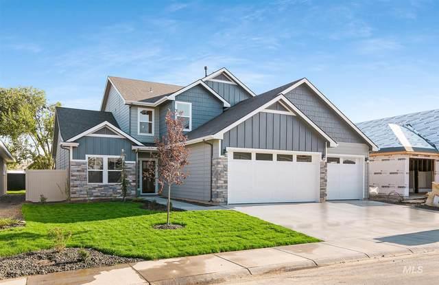 3908 E Park Ridge Drive, Nampa, ID 83687 (MLS #98786764) :: Navigate Real Estate