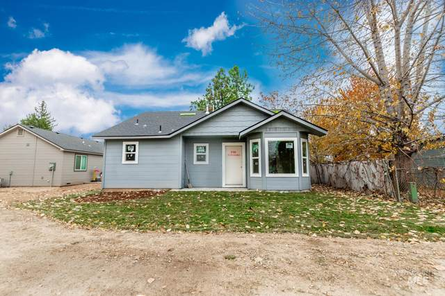 1219 N Benewah St, Nampa, ID 83651 (MLS #98786779) :: City of Trees Real Estate