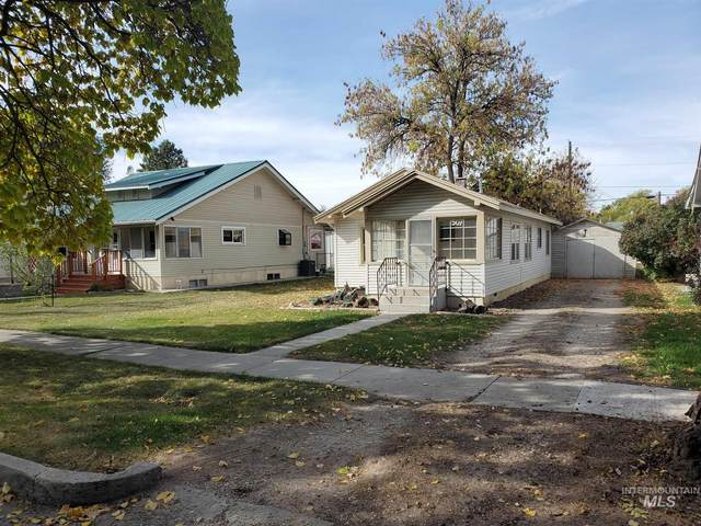 507 5th Avenue South, Nampa, ID 83651 (MLS #98786920) :: Shannon Metcalf Realty