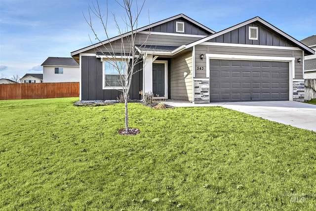 543 Forty Niner Ct, Middleton, ID 83644 (MLS #98786927) :: Own Boise Real Estate