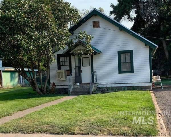 456 Columbia St, Pomeroy, WA 99347 (MLS #98787048) :: Story Real Estate