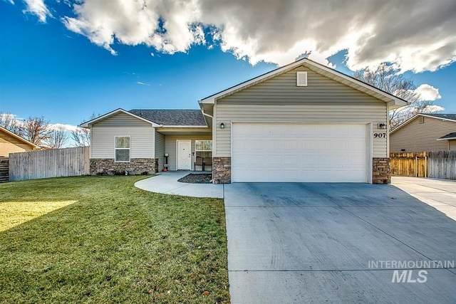 907 W Odessa Loop, Nampa, ID 83686 (MLS #98787076) :: Michael Ryan Real Estate