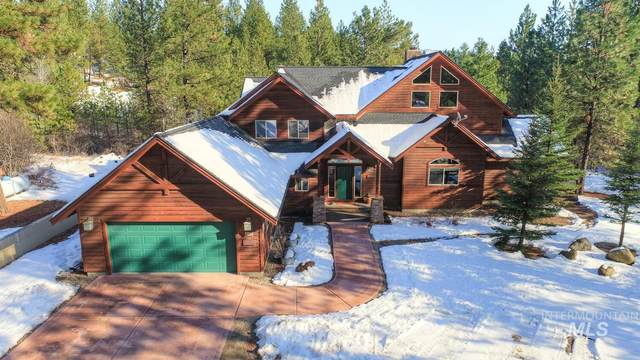 30 Creek Hollow + Lot 31, Garden Valley, ID 83622 (MLS #98787097) :: City of Trees Real Estate
