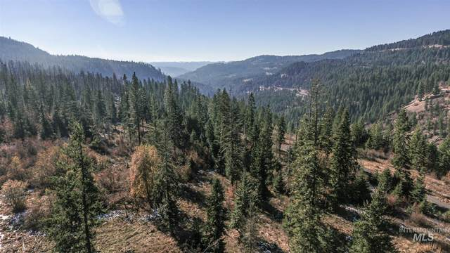 TBD Huckleberry Butte Parcel 9, Orofino, ID 83544 (MLS #98787165) :: Juniper Realty Group