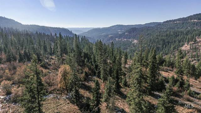 TBD Huckleberry Butte Parcel 8, Orofino, ID 83544 (MLS #98787180) :: Juniper Realty Group