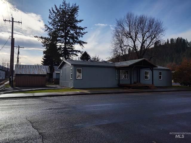 1 Front Street, Kooskia, ID 83539 (MLS #98787199) :: Jon Gosche Real Estate, LLC