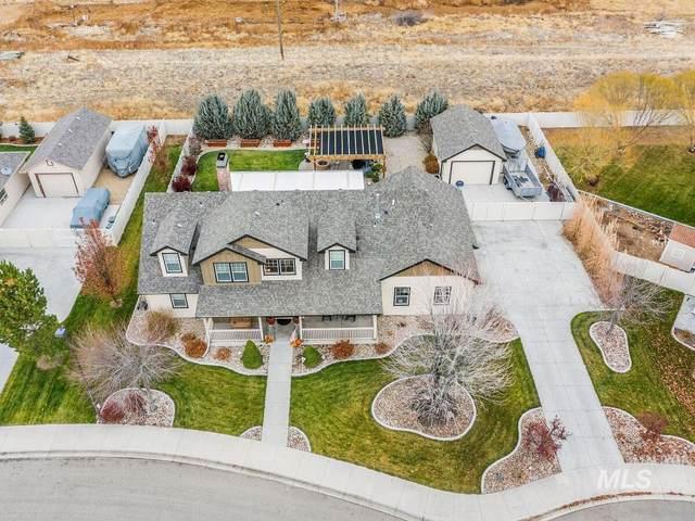 1154 W Heartland, Kuna, ID 83634 (MLS #98787248) :: Epic Realty