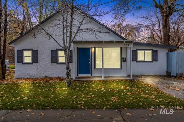 721 E 1ST ST, Emmett, ID 83617 (MLS #98787267) :: Boise River Realty