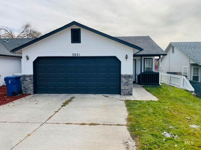 3021 Cougar Avenue, Nampa, ID 83687 (MLS #98787279) :: Epic Realty
