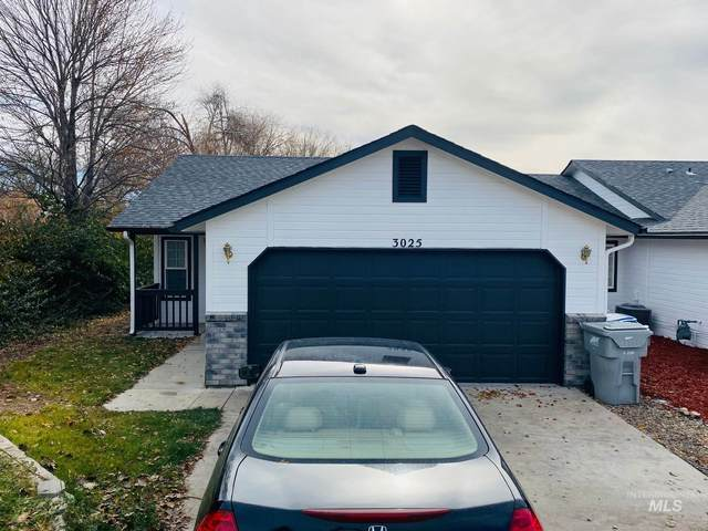 3025 Cougar Avenue, Nampa, ID 83687 (MLS #98787282) :: Epic Realty