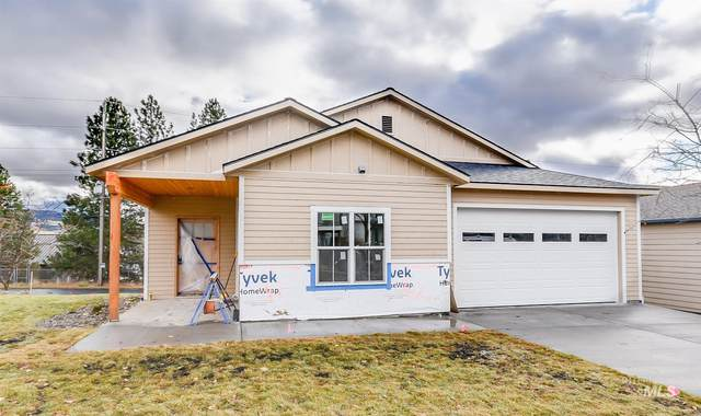2075 Sunnyside Lot 2, Moscow, ID 83843 (MLS #98787362) :: The Bean Team