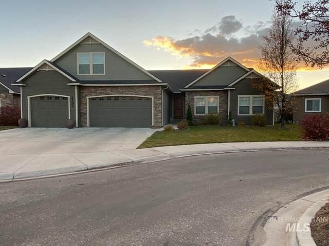 2303 W. Herron Loop, Nampa, ID 83686 (MLS #98787402) :: Michael Ryan Real Estate