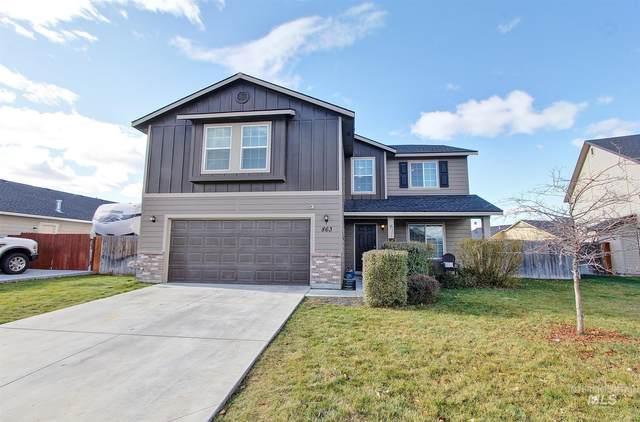 863 S Penmark Ave, Kuna, ID 83634 (MLS #98787410) :: Beasley Realty