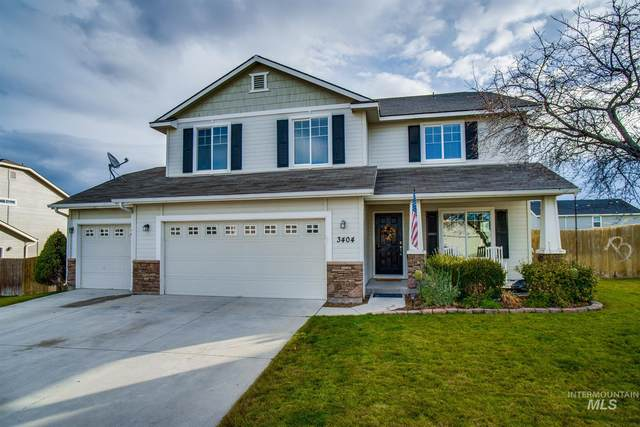 3404 S Twin Springs Way, Nampa, ID 83686 (MLS #98787449) :: Michael Ryan Real Estate