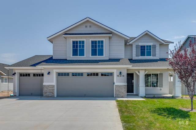 6593 E Thornton St., Nampa, ID 83687 (MLS #98787453) :: New View Team