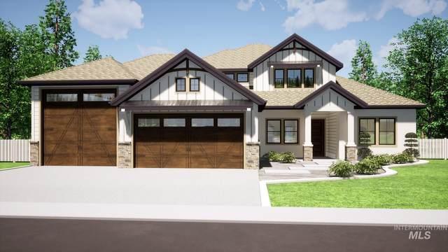 1296 N Palaestra Avenue, Eagle, ID 83616 (MLS #98787476) :: Shannon Metcalf Realty