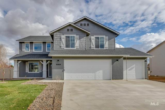 17776 N Pegram Way, Nampa, ID 83687 (MLS #98787485) :: Build Idaho