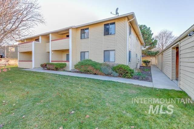 6833 W Colehaven #23, Boise, ID 83704 (MLS #98787514) :: Build Idaho