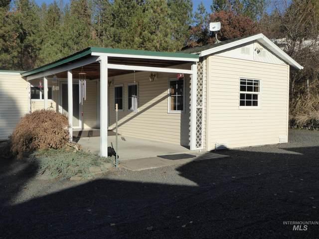 105 Wind Spirit Lane, Kamiah, ID 83536 (MLS #98787556) :: Jon Gosche Real Estate, LLC
