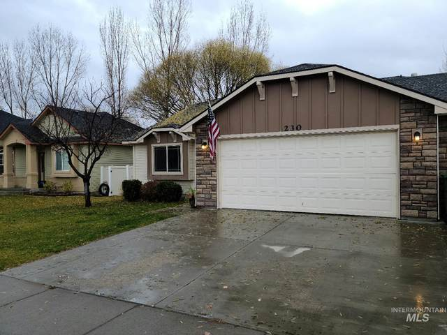 230 NE 8th St., Fruitland, ID 83619 (MLS #98787568) :: Shannon Metcalf Realty