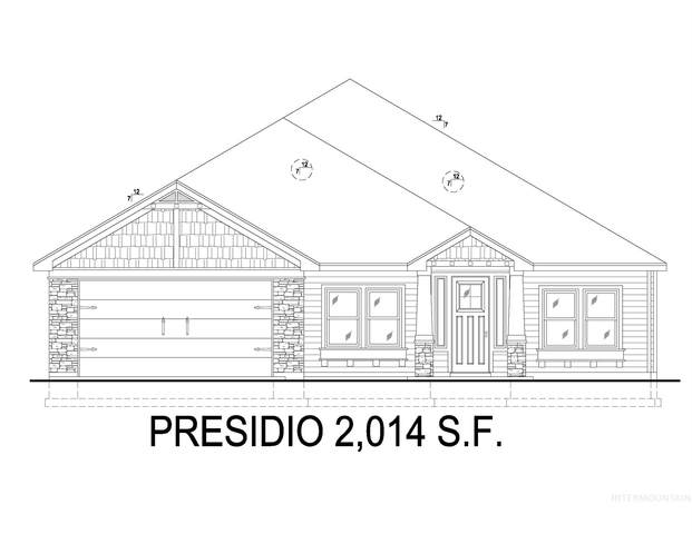 6733 N Elmstone Way, Meridian, ID 83646 (MLS #98787592) :: Build Idaho