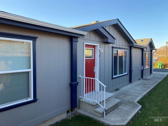 3428 15th Street #15, Lewiston, ID 83501 (MLS #98787594) :: The Bean Team