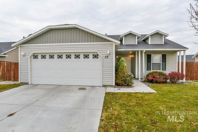 35 N Amanda, Nampa, ID 83651 (MLS #98787600) :: Jon Gosche Real Estate, LLC