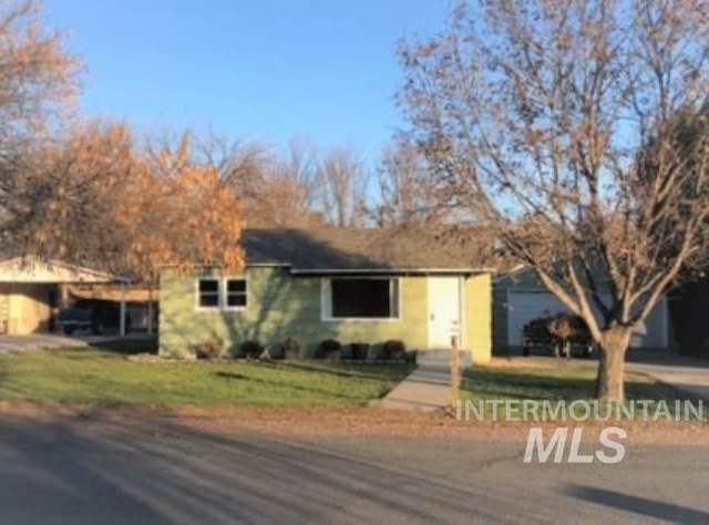 1026 West Nevada Street, Gooding, ID 83330 (MLS #98787611) :: Boise Home Pros