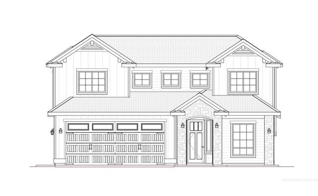 6734 W Maplestone Ave, Meridian, ID 83646 (MLS #98787615) :: Build Idaho